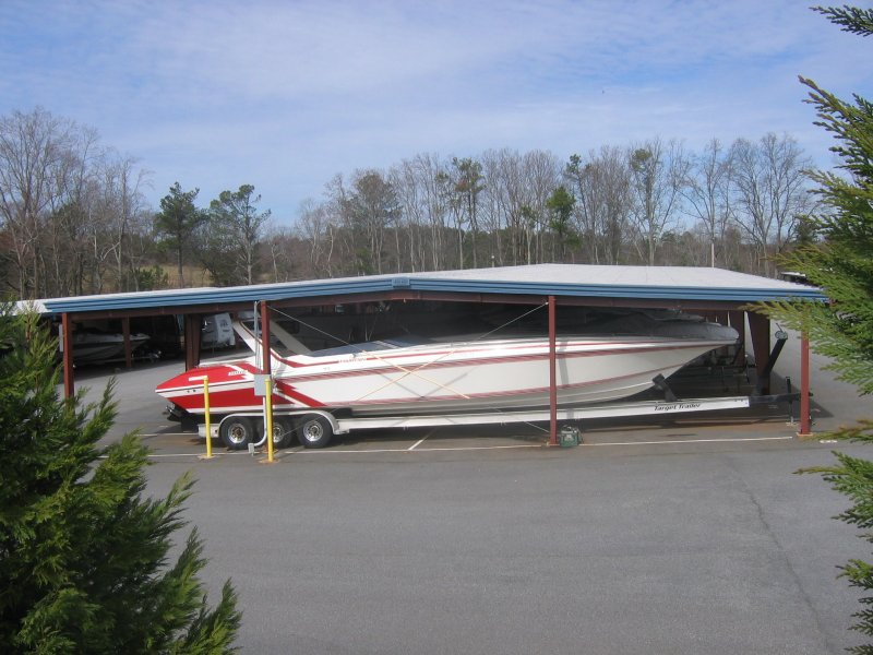 Holiday Road Boat & RV Storage Lake Lanier