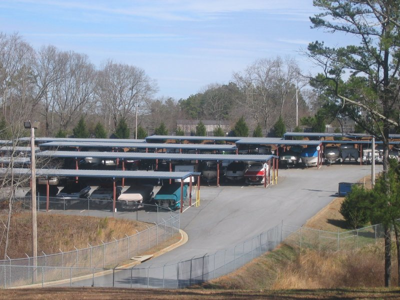 Holiday Boat And Rv Storage On Lake Lanier